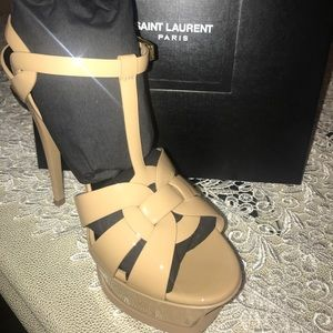 Brand New YSL Shoes